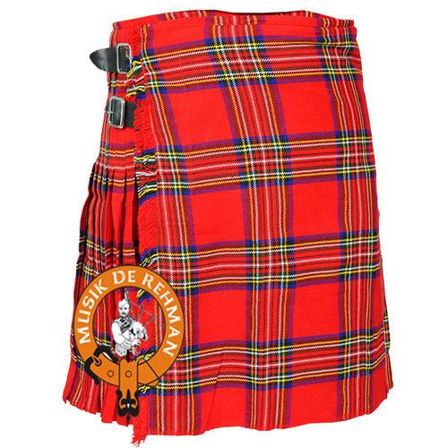 Mens Royal Stewart Scottish Kilt